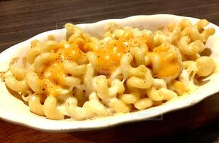 マカロニ&チーズの写真・画像素材[1591450]