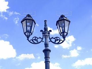 街灯の写真・画像素材[1600655]