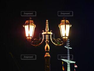 街灯の写真・画像素材[1620939]