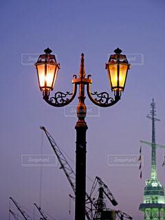 街灯の写真・画像素材[1630606]