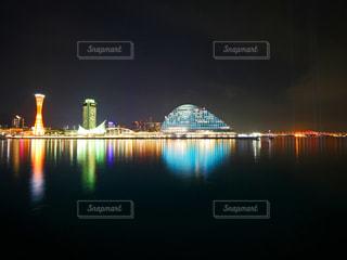 神戸の夜景の写真・画像素材[1652252]