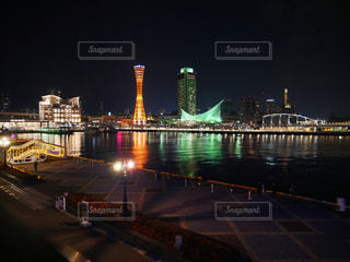 夜景の写真・画像素材[1705450]