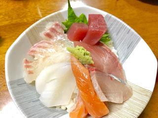 海鮮丼の写真・画像素材[1707667]
