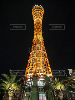 神戸ポートタワーの写真・画像素材[1722814]