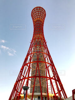 神戸ポートタワーの写真・画像素材[1722963]