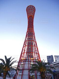 神戸ポートタワーの写真・画像素材[1726749]