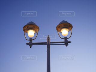 街灯の写真・画像素材[1726754]