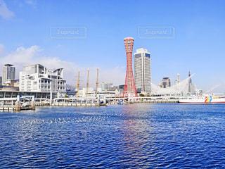 神戸メリケンパークの写真・画像素材[1752324]
