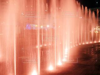 噴水の写真・画像素材[1758334]