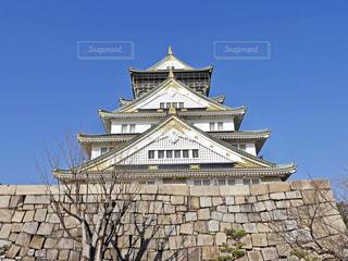 大阪城の写真・画像素材[1759986]