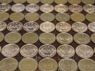 10円玉の写真・画像素材[1767604]