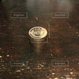 10円玉の写真・画像素材[1769223]