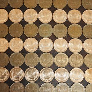 10円玉の写真・画像素材[1771932]