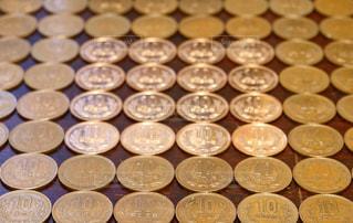 10円玉の写真・画像素材[1778550]