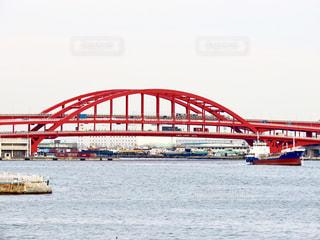 神戸大橋の写真・画像素材[1856984]