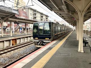電車の写真・画像素材[2037745]