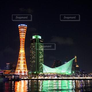 夜景の写真・画像素材[2052043]