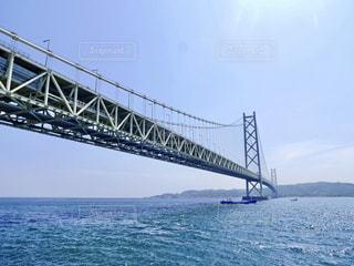 明石海峡大橋の写真・画像素材[2081948]