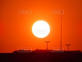 夕日の写真・画像素材[2085810]
