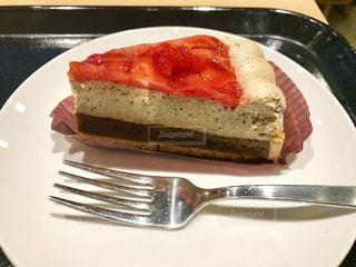 ケーキの写真・画像素材[2104365]