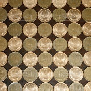 10円玉の写真・画像素材[2114908]
