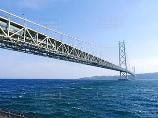 明石海峡大橋の写真・画像素材[2118768]