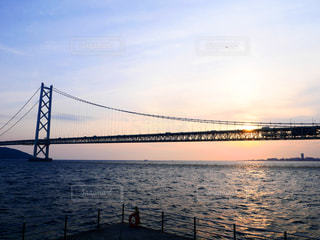 明石海峡大橋の写真・画像素材[2118770]