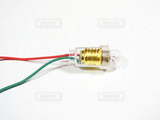 豆電球の写真・画像素材[2168220]