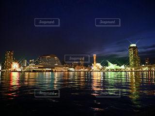 夜景の写真・画像素材[2169579]