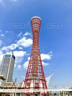 神戸ポートタワーの写真・画像素材[2177107]