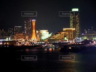 夜景の写真・画像素材[2237789]