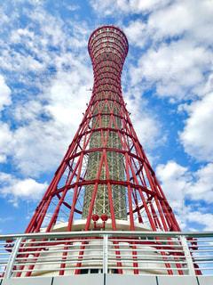 神戸ポートタワーの写真・画像素材[2242803]