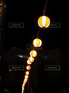 提灯の写真・画像素材[2355635]