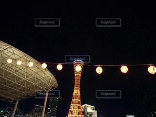 夜景の写真・画像素材[2370146]