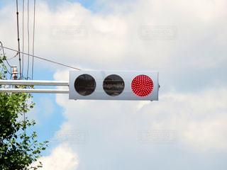 信号機の写真・画像素材[2388885]