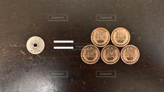 お金の写真・画像素材[2397247]