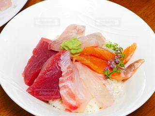海鮮丼の写真・画像素材[2511374]