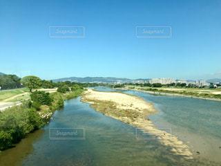 武庫川の写真・画像素材[2582174]