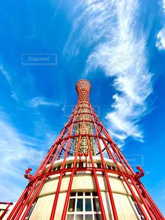 神戸ポートタワーの写真・画像素材[2666291]