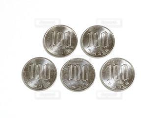 平成31年の100円硬貨の写真・画像素材[2700575]