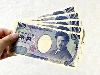 お金の写真・画像素材[2700663]