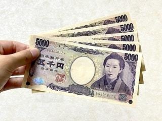 お金の写真・画像素材[2700684]