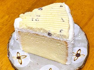 シフォンケーキの写真・画像素材[2711055]