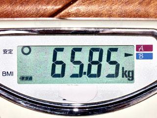 体重計の写真・画像素材[2713209]