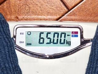 体重計の写真・画像素材[2725788]