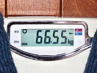体重計の写真・画像素材[2735836]