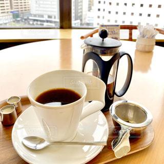 コーヒーの写真・画像素材[2811680]