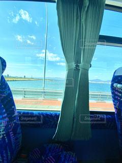 バスの車内の写真・画像素材[2813831]