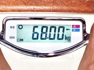 体重計の写真・画像素材[2820078]