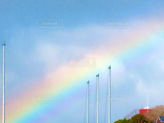虹の写真・画像素材[2871907]